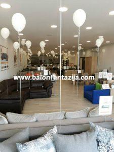dekoracija balonima za promocije