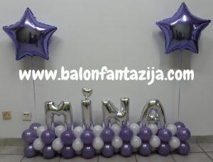 dekoracija balonima za rodjendane 8